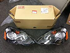 Genuine Honda Integra Type R DC5 OEM HID Replacement Pair of Head Lights