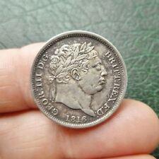 Grande Bretagne - Georges III - 1 Shilling - 1816