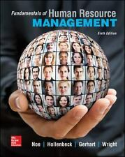 Fundamentals of Human Resource Management by Hollenbeck and Noe