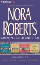 Nora Roberts Chesapeake Bay CD Collection: Sea Swept, Rising Tides, Inner Harbor, Chesapeake Blue by Nora Roberts (CD-Audio, 2015)