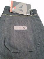 Pantaloni Jeans Moto Dainese 52