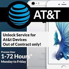 AT&T UNLOCK CODE SERVICE SAMSUNG GALAXY Note 4 SM-N910A Apple iPhone 7 NO SPRINT