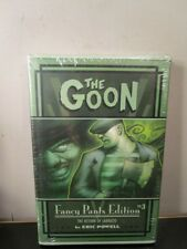 THE GOON VOL. 3 HARDCOVER SIGNED FANCY PANTS EDITION