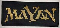 Mayan - Logo Patch Not Specification #124192