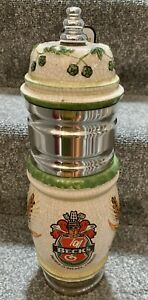 Beck's Ceramic Beer Pump Vintage Porcelain German Lager Very collectable,