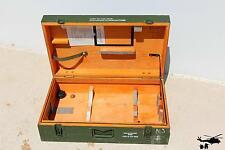 BW Aufbewahrungskiste HOLZ Kiste Aufbewahrung Transportbox BUNDESWEHR groß