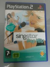 PLAYSTATION 2 SINGSTAR POP HITS