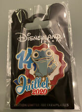 Pin Pins Edition Limitee 14 Juillet 2020 Bruni Disneyland Paris