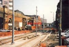 PHOTO  METRO CONSTRUCTION 1991 LONDON ROAD AND UNDERCROFT ACCESS 2