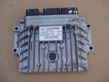 Peugeot 407 Ecu 9663548180 2.0 HDi Diesel Computer Ecm Delphi 25A7 DCM 3.4 Pcm