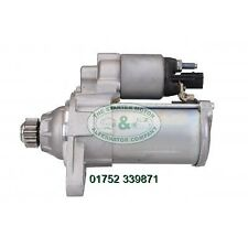 AUDI A1 A3 Q3 TT STARTER MOTOR 2003-2016 STARTER MOTOR FULLY TESTED Car Parts Vehicle Parts & Accessories