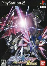 USED PS2 Mobile Suit Gundam SEED DESTINY Union vs.Z.A.F.T.II PLUS (japanese)*