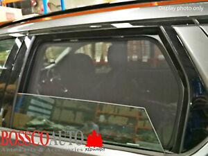 Magnetic Sun Shades suitable for Isuzu D-Max 2012-2019