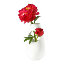 MOMA Two Moons Eclipse Vase Japan Porcelain Modern Contemporary Flower Display