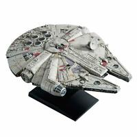 Bandai 5055704-015 Star Wars Millennium Falcon Empire Strikes Back 1/350 Scale