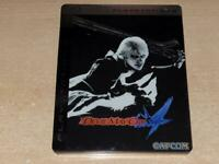 Devil May Cry 4 Collector's Steelbook Edition PS3 Playstation 3 (NS)