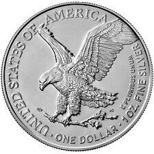 Presale - 2021 $1 Type 2 American Silver Eagle 1oz Brilliant Uncirculated