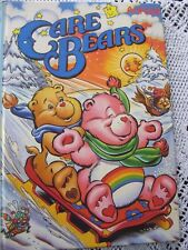 CARE BEARS ANNUAL 1986 hardback book published by MARVEL COMICS LTD