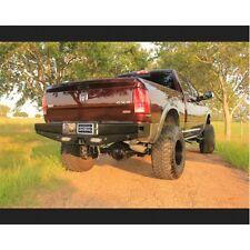 RANCH HAND SBD09HBLSL Sport Rear Bumper, For 10 - 15 Dodge Ram 2500 3500