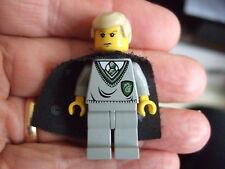 * LEGO HARRY POTTER: Draco Malfoy con capo Serpeverde hp040 ANNO 1