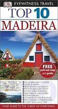 DK Eyewitness Top 10 Travel Guide: Madeira, , New Book