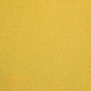 Yellow Melton Wool Coating - 2.50 Metres