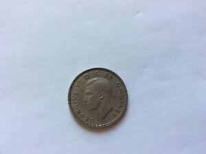 1948 George VI  English One Shilling