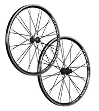 VUELTA 26inch bike wheel set Crosser x II Shimano HB / FH-RM40 black 24 holes