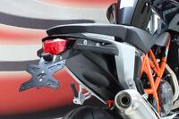 EVOTECH PORTATARGA REGOLABILE KTM 690 DUKE 2012-2013-2014-2015 TAIL TIDY