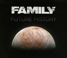 Future History 0656191026123 by Family CD