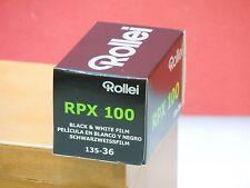 Pellicola 35mm Rullino BN bianco e nero ROLLEI RPX 100 135-36 1 pezzi