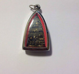 THAI AMULET GIFT FRIENDSHIP GOOD LUCK PROTECTION PENDANT BLESSED BY MONKS28