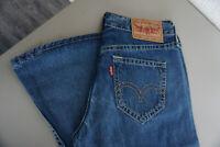Levis Levi's 550 Herren Jeans Hose 32/32 W32 L32 Stonewashed Blau  TOP C7