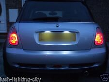 MINI COOPER Numero Targa LED 272 36MM 3 LED Errore Canbus libero