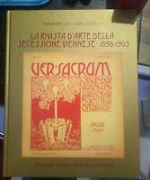Ver Sacrum. La rivista d'arte della secessione viennese 1898-1903