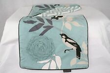 """Dwell Studios Fabric Pillow Covers - 18"""" x 18"""" - Robins Egg Blue - Reversible"""