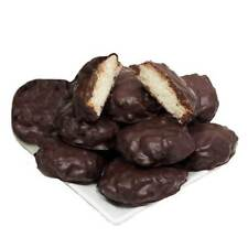 Chocolate Covered Coconut Macaroons - Gluten Free