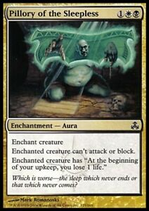 MTG 4x PILLORY OF THE SLEEPLESS - Guildpact *Top Aura*