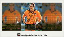 1995 Australia Rugby Union Trading Card David Campese Signature Card-Ultra RARE!