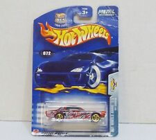 NEW! 2003 Hot Wheels Anime 3/5 '68 Cougar Metal Collection 1:64 Diecast {4183}