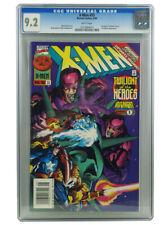 X-Men #55 CGC Graded 9.2 Avengers Fantastic Four Onslaught 1996 Kubert Marvel