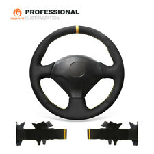 Top Design Suede Steering Wheel Cover for Honda S2000 Civic Si Acura RSX Type-S