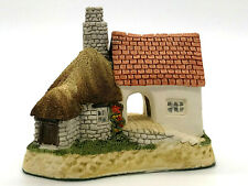 David Winter Cottages The Pottery Guild Piece No 8 Coa And Box Perfect