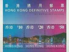 Timbres Hong Kong BF49 ** année 1997 lot 12733