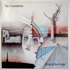 Chameleons Uk Script Of The Bridge Original European Statik 1983 Lp