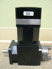 """5.5:1 Gear Reducer Box 3/4"""" Diameter shafts Flexible Coupling Adapter"""