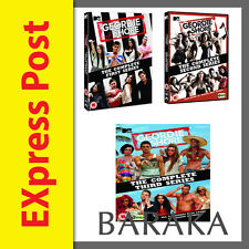 Geordie Shore Series Season 1, 2 &  3 DVD Set Complete TV Jersey shore fans