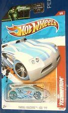 Hot Wheels Technitium on Green Lantern card