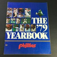 Vintage Official MLB Yearbook 1979 Philadelphia Phillies