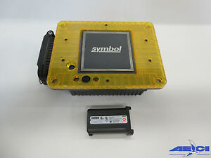 SYMBOL TECHNOLOGIES RF1224 MOBILE RFID READER
